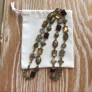 Lucky Brand Vintage Style Necklace